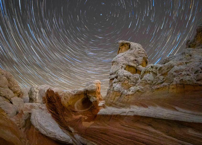 Ночная фотосъемка - Сафари-тур в Dreamland